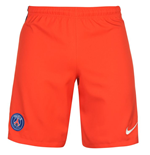 2016-2017 PSG Away Nike Football Shorts (Kids)