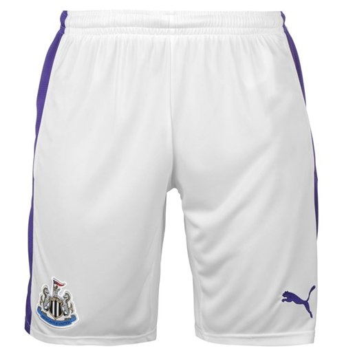 2016-2017 Newcastle Third Football Shorts (Kids)