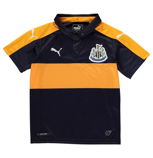 2016-2017 Newcastle Away Football Shirt (Kids)