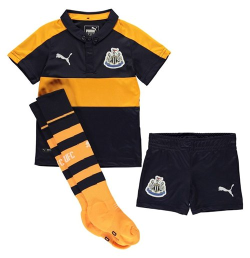 2016-2017 Newcastle Away Little Boys Mini Kit
