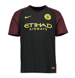 2016-2017 Man City Away Nike Football Shirt