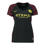 2016-2017 Man City Away Nike Ladies Shirt