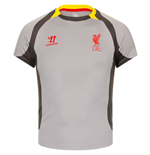 2014-15 Liverpool Warrior Training Shirt (Grey) - Kids