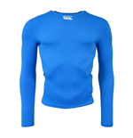 2014-2015 England Cold Baselayer Long Sleeve Top (Blue)