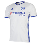 2016-2017 Chelsea Adidas Third Football Shirt (Kids)