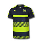 2016-2017 Arsenal Puma Training Jersey (Peacot-Yellow)