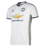 2016-2017 Man Utd Adidas Third Football Shirt