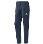 2016-2017 Man Utd Adidas Presentation Pants (Mineral Blue) - Kids