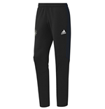 2016-2017 Man Utd Adidas Presentation Pants (Black)