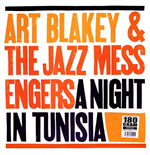Vynil Art Blakey & The Jazz Messengers - A Night In Tunisia