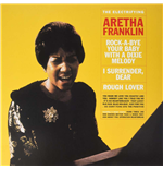 Vynil Aretha Franklin - The Electrifying With 3 Bonus Tracks