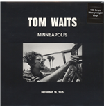 Vynil Tom Waits - Live In Minneapolis  Mn December 16  1975 Kqrs Fm
