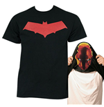 BATMAN Under the Red Hood Men's Flip Up T-Shirt