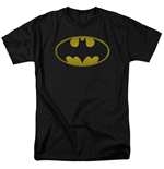BATMAN Washed Logo Men's Shirt