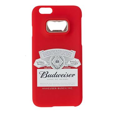 budweiser bottle opener iphone case for only at merchandisingplaza uk. Black Bedroom Furniture Sets. Home Design Ideas