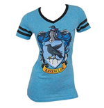 HARRY POTTER Ravenclaw Juniors V-Neck Tee Shirt