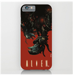 Alien iPhone 6 Case Xenomorph Upside-Down