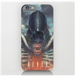 Alien iPhone 6 Case Xenomorph Blood