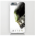 Alien iPhone 5 Case Face