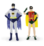 Batman 1966 Bendable Figures 2-Pack 14 cm