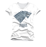 Game of Thrones T-Shirt Stark Winter Is Coming