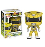 Power Rangers POP! Television Vinyl Figure Yellow Ranger 9 cm