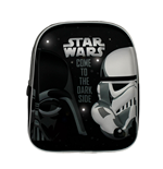 Star Wars 3D Backpack with Light & Sound Darth Vader & Stormtrooper