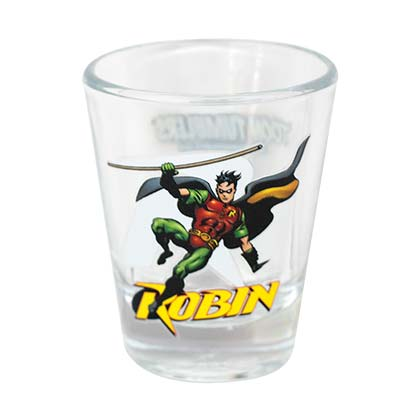ROBIN Shot Glass