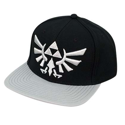 LEGEND OF ZELDA Triforce Black Hat