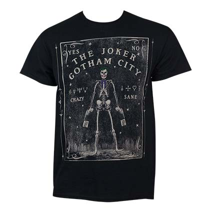 JOKER Tarot Card Tee Shirt