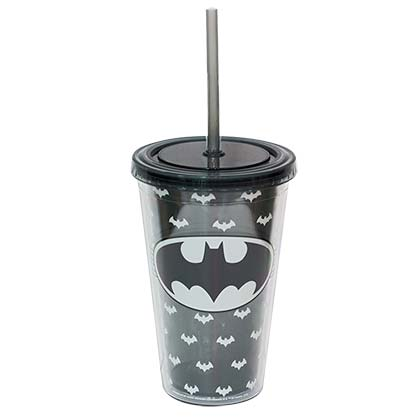 BATMAN Glow In The Dark Travel Cup