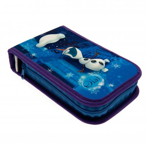 Frozen 3D Filled Pencil Case