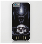 Alien iPhone 6 Plus Case Skull