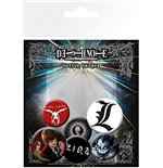 Death Note Accessories 230644