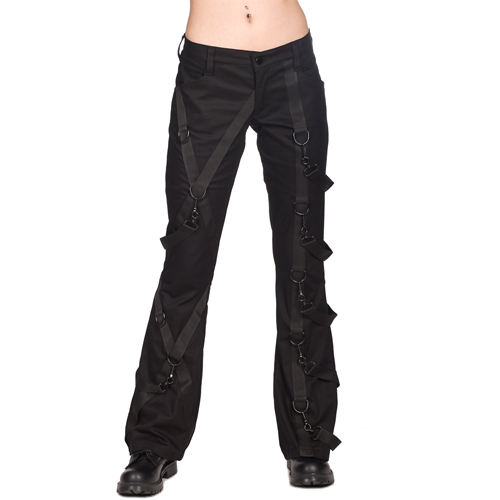 Aderlass Cross Hipster Denim Black Line