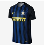 2016-2017 Inter Milan Home Nike Football Shirt