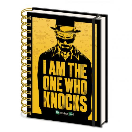 Breaking Bad A5 Notebook