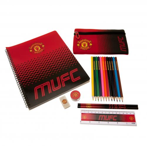 Manchester United F.C. Ultimate Stationery Set FD