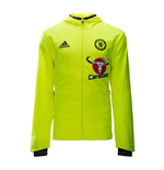 2016-2017 Chelsea Adidas Presentation Jacket (Yellow)