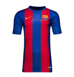 2016-2017 Barcelona Home Nike Supporters Tee