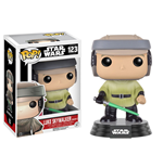 Star Wars POP! Vinyl Bobble-Head Figure Luke Skywalker (Endor) 9 cm