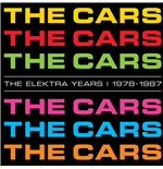Vynil Cars (The) - The Elektra Years 1978 - 1987 (6 Lp)