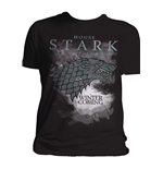 Game of Thrones T-shirt Stark Houses