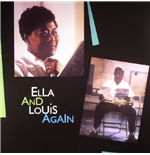 Vynil Ella Fitzgerald And Louis Armstrong - Again (2 Lp)