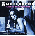 Vynil Alice Cooper - Slicker Than A Weasel - Saginaw 1978 (2 Lp)