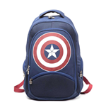 Captain America Civil War Backpack Shield Logo