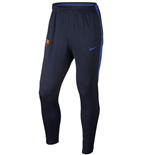 2016-2017 Barcelona Nike Training Pants (Navy) - Kids