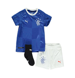2016-2017 Rangers Home Baby Football Kit