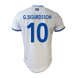 2016-17 Iceland Away Shirt (G.Sigurdsson 10)