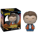 Back to the Future Vinyl Sugar Dorbz Vinyl Figure Marty McFly 8 cm